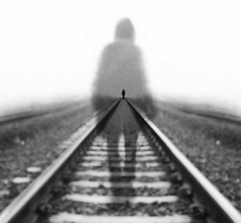 The Road BehindMe