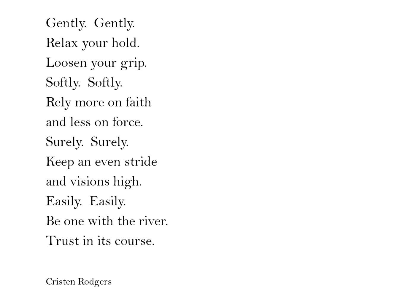 gently gently